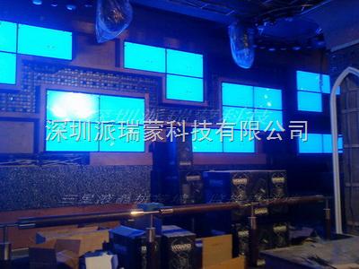 酒吧电视墙,酒吧显示屏,ktv液晶屏