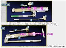 现货供应美国进口 手动高压阀门注脂枪 型号:BHR2-Delta1699-09