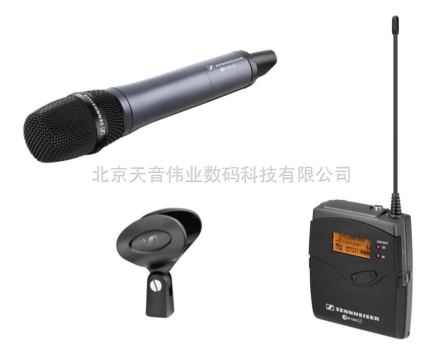 森海塞尔 ew135p g3 摄像机无线手持话筒