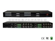 FS-4616R双绞线传输器