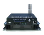 存储型二路车载3G视频服务器
