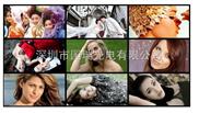 LG42寸液晶拼接墙电视墙