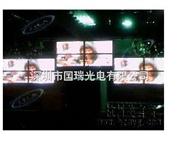 青海三星46寸液晶拼接墙